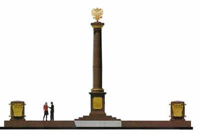 Можайск – город воинской славы. Где установить стелу?